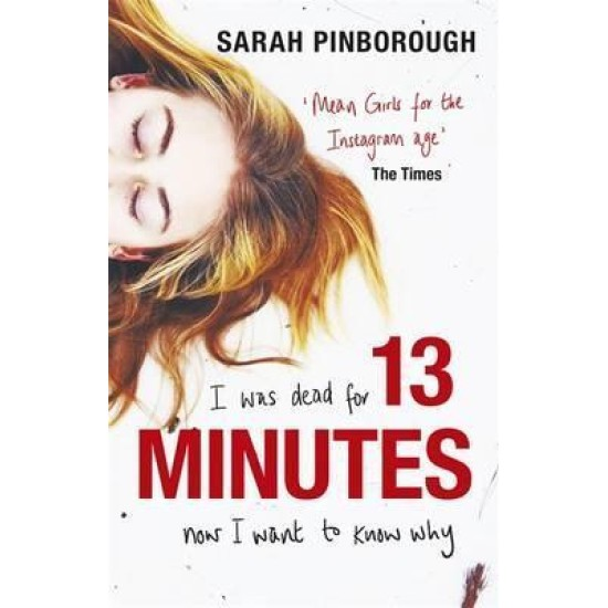 13 Minutes - Sarah Pinborough