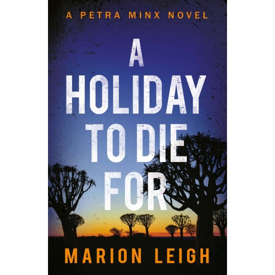 A Holiday to Die For - Marion Leigh