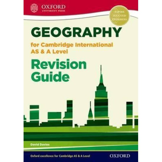 A Level Geography (Cambridge International AS & A Level) Revision Guide
