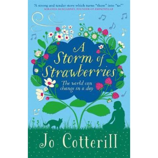 A Storm of Strawberries - Jo Cotterill