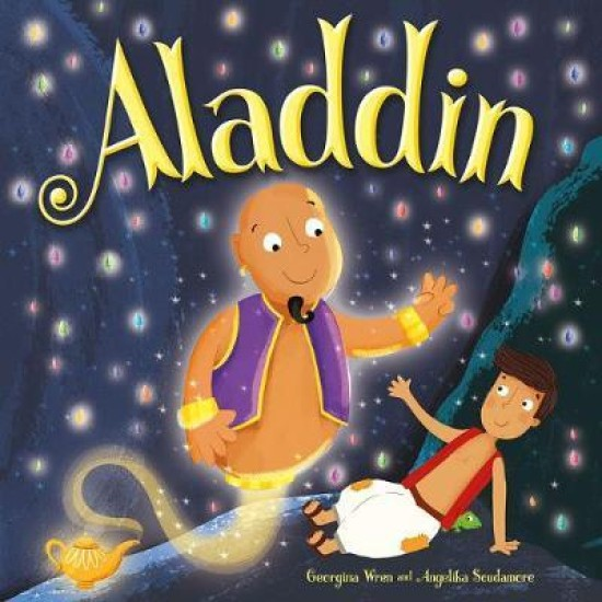 Aladdin - Georgina Wren (DELIVERY TO SPAIN ONLY)