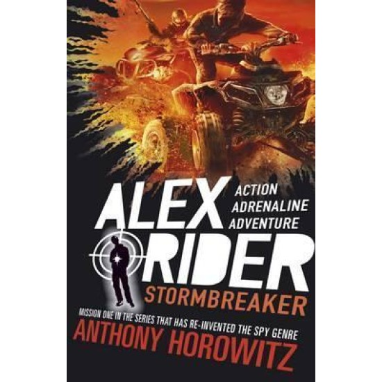 Alex Rider Bk 1 Stormbreaker - Anthony Horowitz