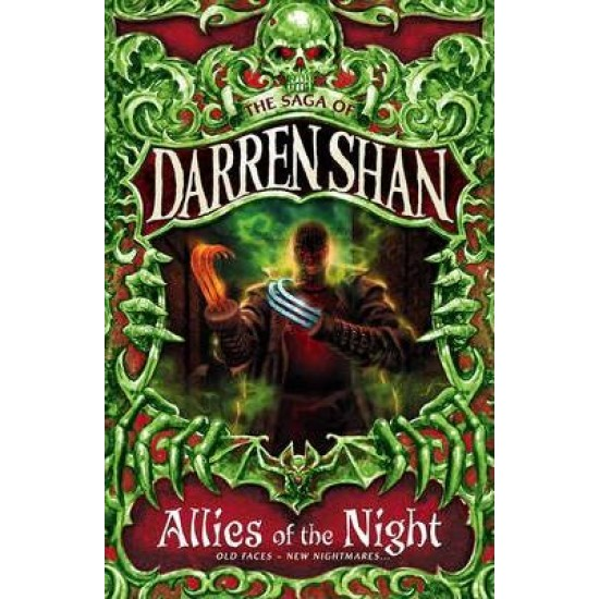 Allies of the Night (The Saga of Darren Shan 8)
