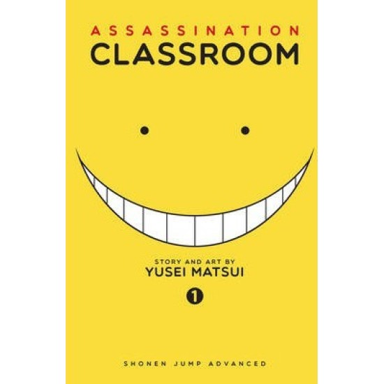 Assassination Classroom Volume 1