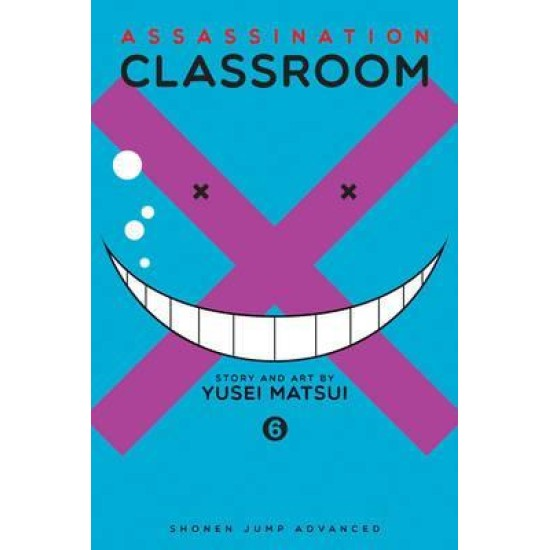 Assassination Classroom Volume 6