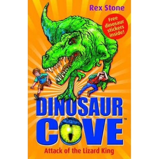 Attack of the Lizard King? (Dinosaur Cove)