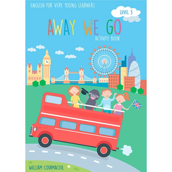 Away We Go Activity Book Level 3