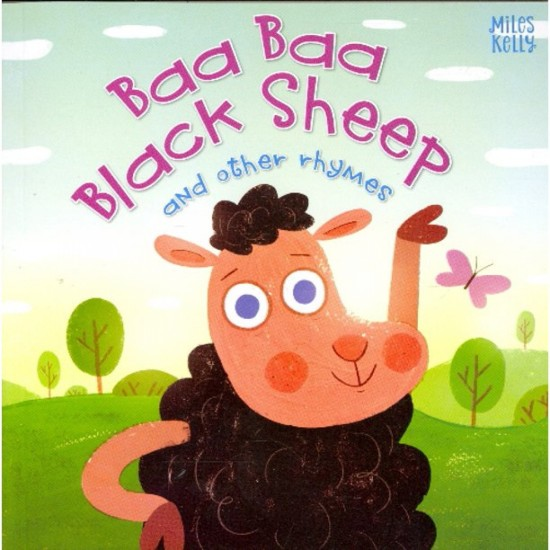 Baa Baa Black Sheep (Story & Rhyme Time) (DELIVERY TO SPAIN ONLY)