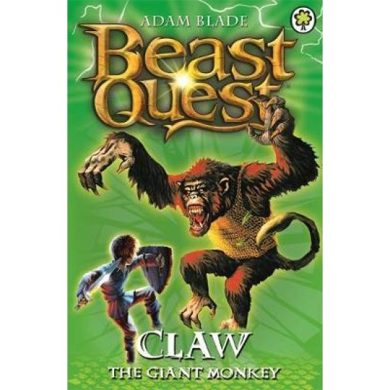 Beast Quest: Claw the Giant Monkey : Series 2 Book 2
