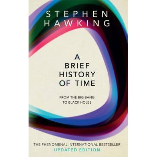Brief History Of Time - Stephen Hawking