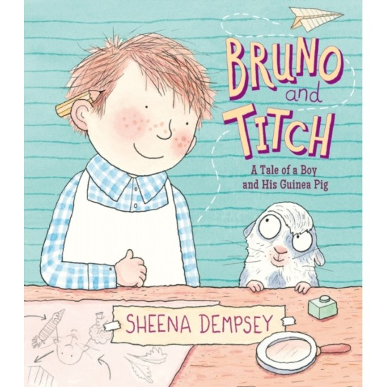 Bruno and Titch - Sheena Dempsey (DELIVERY TO SPAIN ONLY)