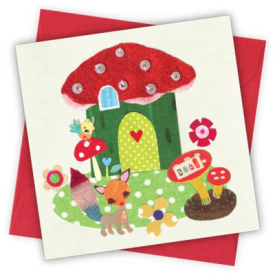 Cardtastic: Cloud Cuckoo Land: 2 Greeting Card