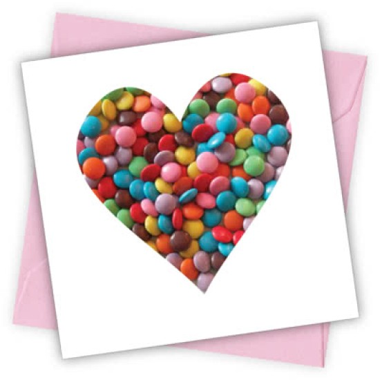 Cardtastic: Sweet heart Greeting Card