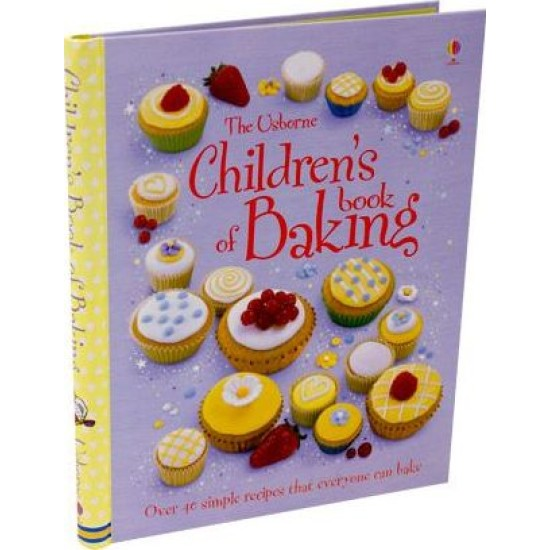 Childrens Book Of Baking