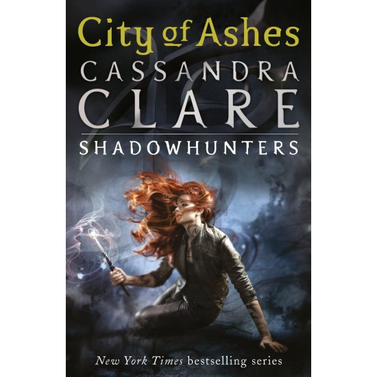 City of Ashes (The Mortal Instruments 2) - Cassandra Clare
