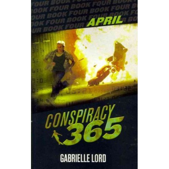 Conspiracy 365: April - Gabrielle Lord