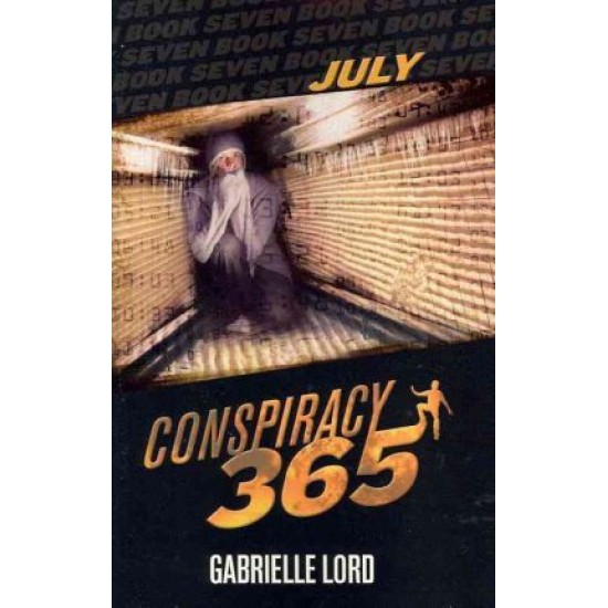 Conspiracy 365: July - Gabrielle Lord