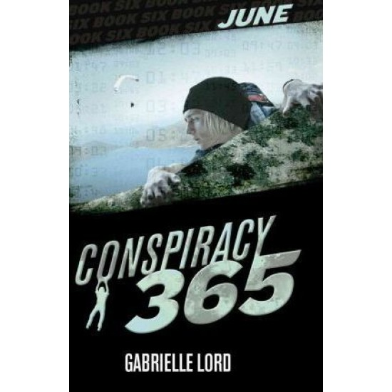 Conspiracy 365: June - Gabrielle Lord