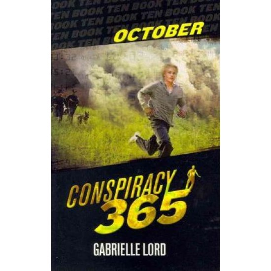 Conspiracy 365: October - Gabrielle Lord
