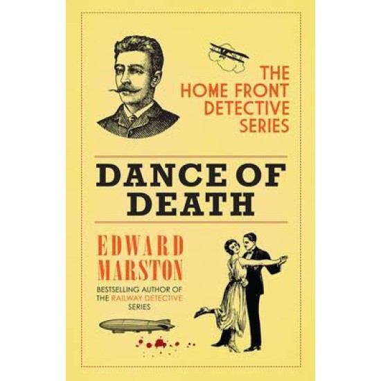 Dance of Death - Edward Marston (DELIVERY TO SPAIN ONLY)