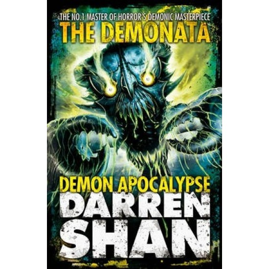 Demon Apocalypse (Demonata 6) - Darren Shan