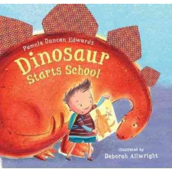 Dinosaur Starts School (Time to Read)