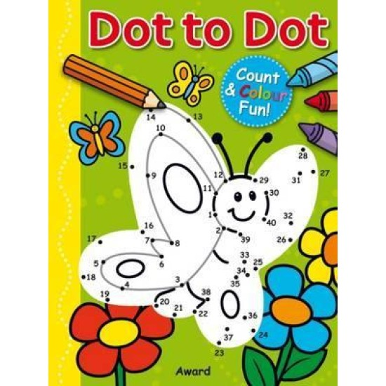 Dot to Dot: Butterfly