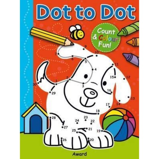 Dot to Dot: Puppy