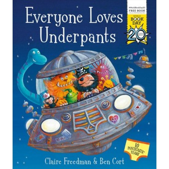 Everyone Loves Underpants World Book Day