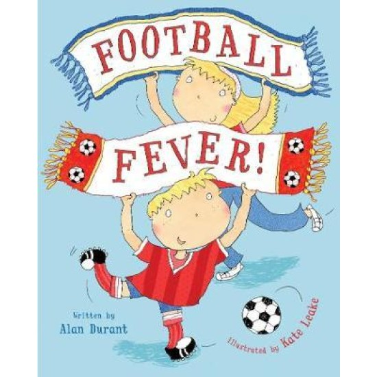 Football Fever (Time to Read)