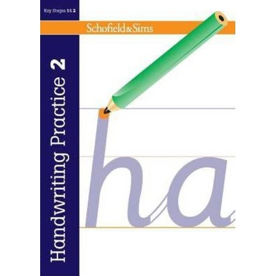 KS2 Handwriting Practice Book 2: Ages 7-11