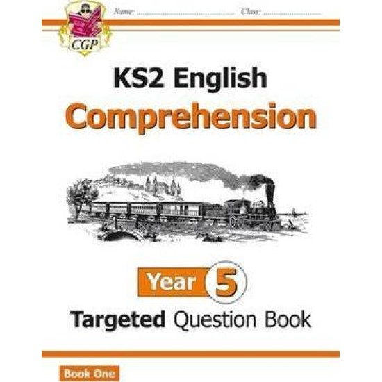 KS2 English Year 5 Comprehension - Book 1