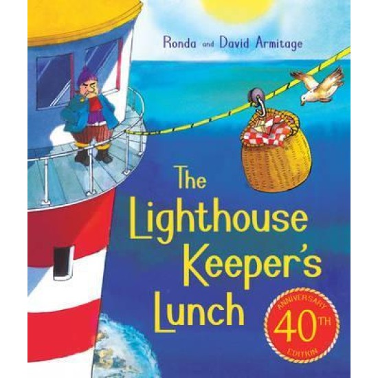 The Lighthouse Keeper's Lunch - Ronda Armitage and David Armitage