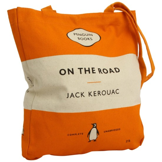 Book Bag - On The Road (Jack Kerouac)